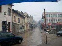 Улица в  Белоградчик