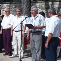 Слово на кмета на община Грамада Николай Гергов