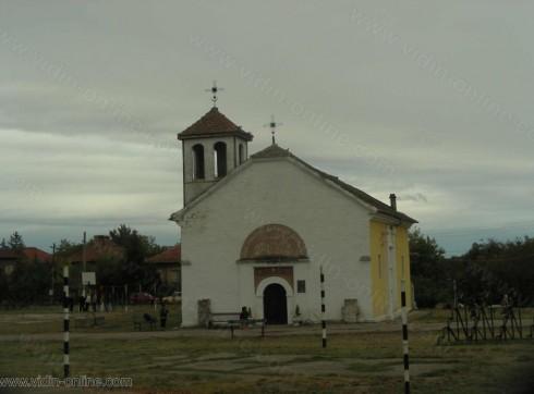 Лошо е състоянието на църквата в Дунавци