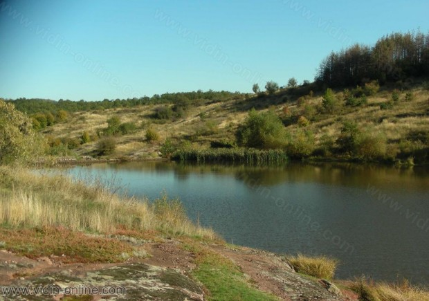 50% от обема на язовира край село Гюргич, община Ружинци, който преля през пролетта на миналата година, е изпразнен