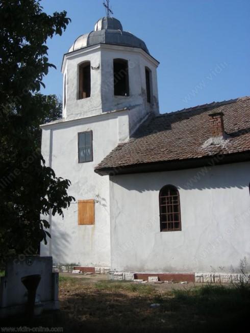 """Църква """"Св. Троица"""" в село Кошава се нуждае от незабавен ремонт"""