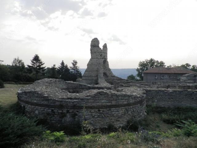 Видението при Римската кула или легендата на Грозда
