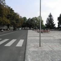 Пешеходна пътека в Кула