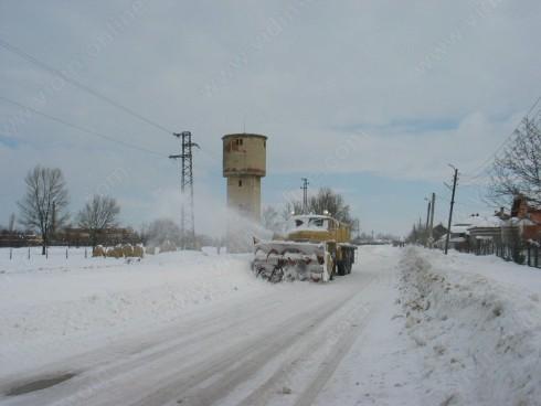75 000 лева са предвидени за снегопочистване в община Кула