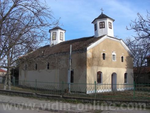 Обраха църквата в Кутово