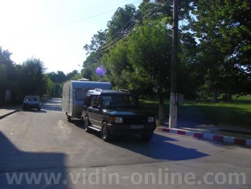 Частично възстановена е пътна мрежа в село Макреш, две седмици след обилния дъжд