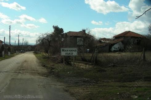 Постоянно се краде в гората край село Милчина лъка, според кметския наместник