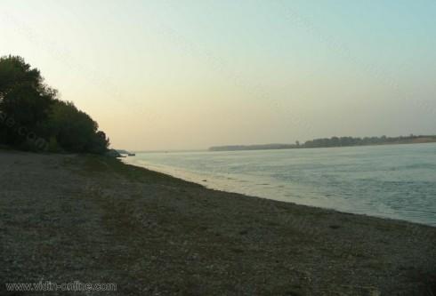 900 см е критичното ниво на Дунав за Ново село