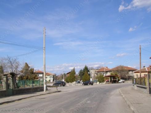 20 души от село Покрайна наблюдават защитната дига край видинската безмитна зона