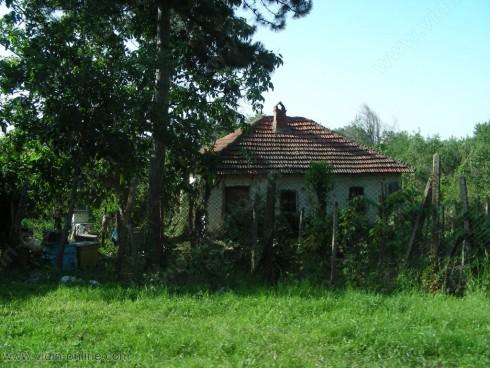 160 са необитаемите къщи в село Толовица