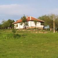 село Вещица къща