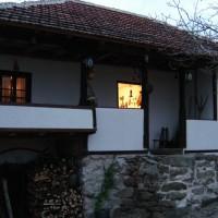 село Вещица вечер