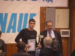 17-годишният Борис Недялков е спортист на годината във Видин