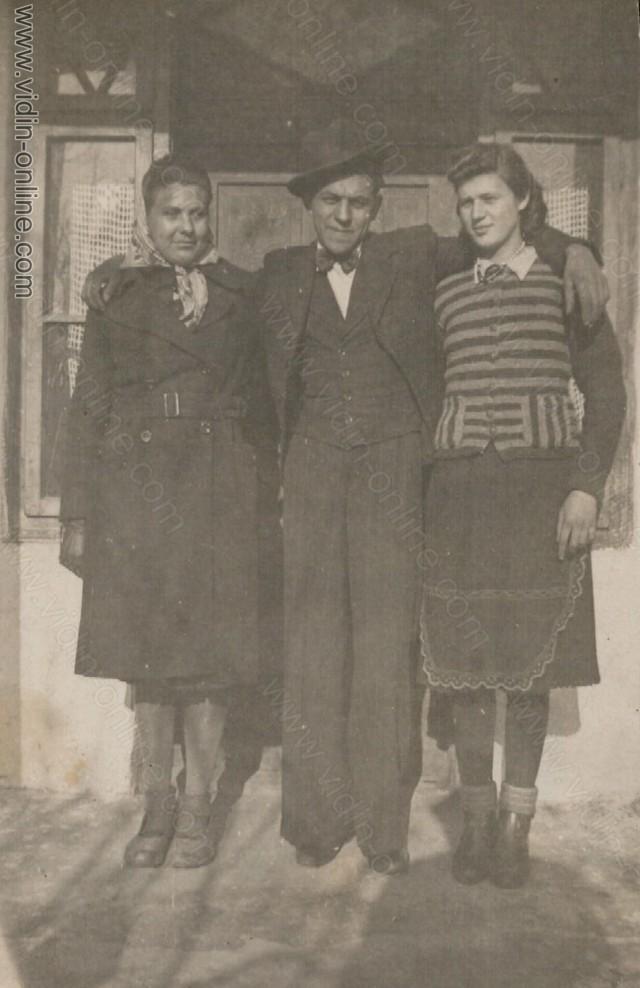 Стари снимки от град Брегово