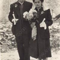 Сватбата на Милка и Божко Лазаровски
