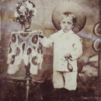 Дете от Димово 30-те години на 20 век
