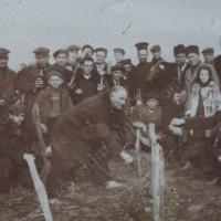 Трифон зарезан в Димово 1944г.