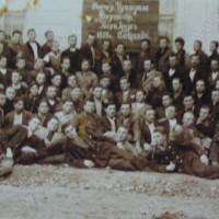 Участници в механо-технически курс в Димово 1938