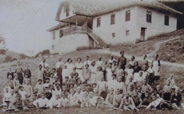 Детски лагер в село Дружба 1932г.