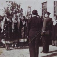 Честване на 100 годишнината на училището в село Видбол-Дунавци 1938