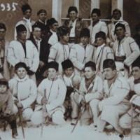 Коледари от Видбол - Дунавци 1935