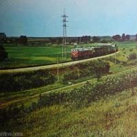 Влак до Дунавци - гара Синаговци