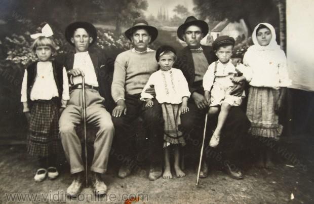 Стари снимки на село Кутово