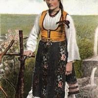 Селска носия от видинско