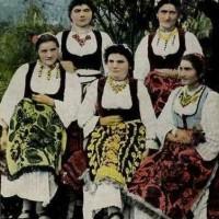 Селски носии от видинско