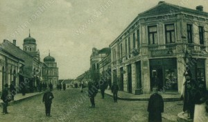 Улица Разполчаршия - Видин