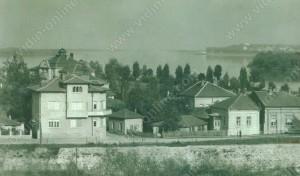 Изглед от Видин към Дунав