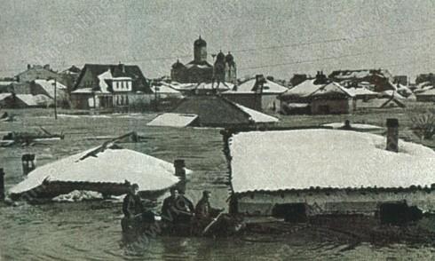 Навършват се 72 години от последното голямо наводнение на Видин