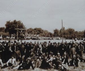 Празник на игрището във Видин 30-те години на 20 век