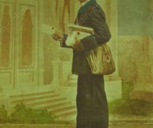 Ванко Мишев - пощенски раздавач от Видин 1911