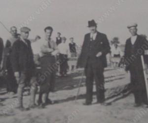 Завършване на дигите около Видин 1940