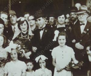 Еврейска сватба във Видин 1940г.