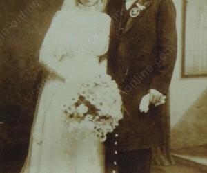 Сватбата на Анто и Параскева Лозанови 1900