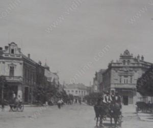 Улица МОСКОВСКА и търговския дом