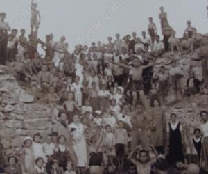 Детски летен лагер във Видин 1936