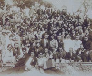 Делегати на българския есперанстски конгрес състоял се във Видин 1929