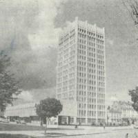 Сградата на Община Видин