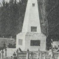 Съветските гробища във Видин