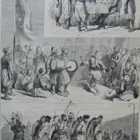 Рисунка на Видин и живота през османско робство