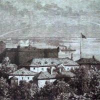 Артилерийски обстрел на Калафат от Видин