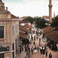Улица Борисова в квартал Калето Видин