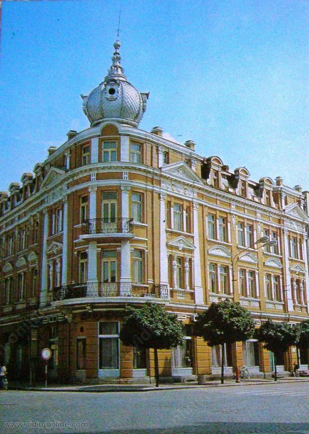 Една от най-красивите сгради във Видин