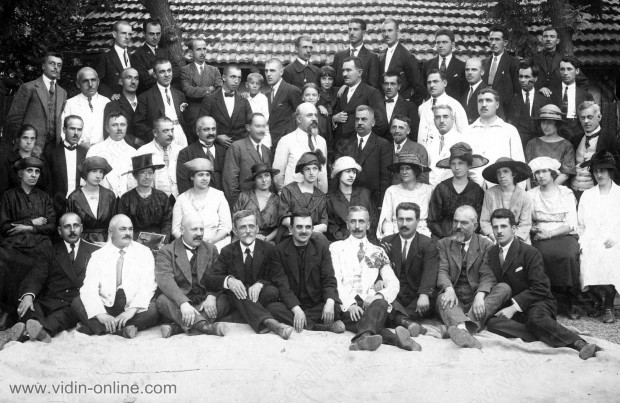 Видинчани през 20-те години на 20 век
