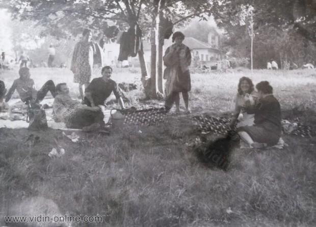 Стари снимки на град Видин
