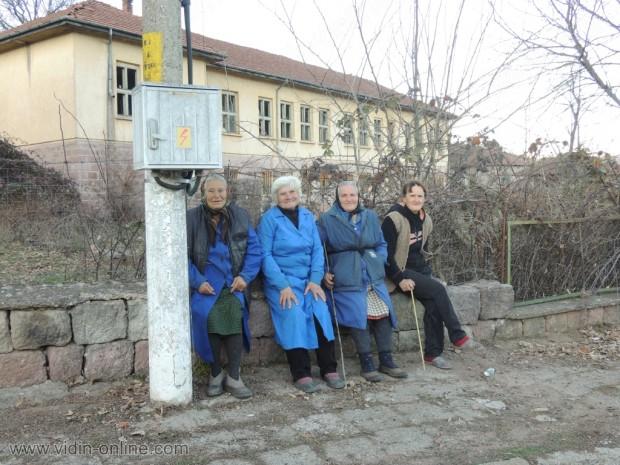 Бабички от село Гюргич