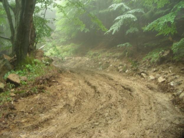 Кален горски път